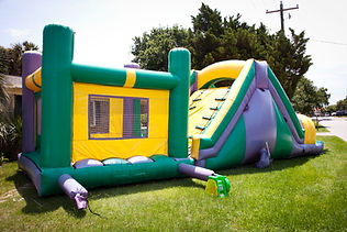 Jump castle with Slide Bounce House for rent