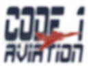 Code 1 Aviation logo