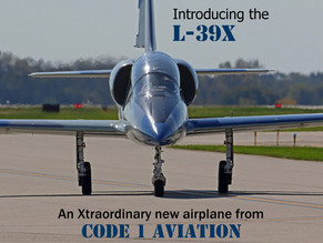 Introducing the L-39X