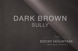 DARK BROWN SULLY
