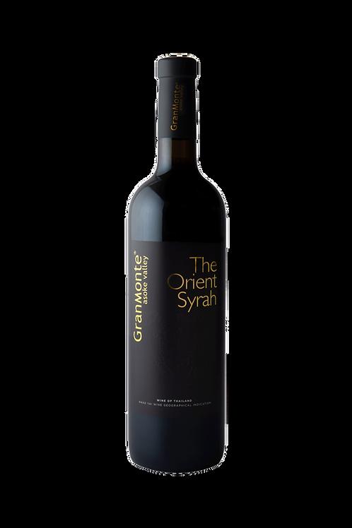 The Orient Syrah 2015
