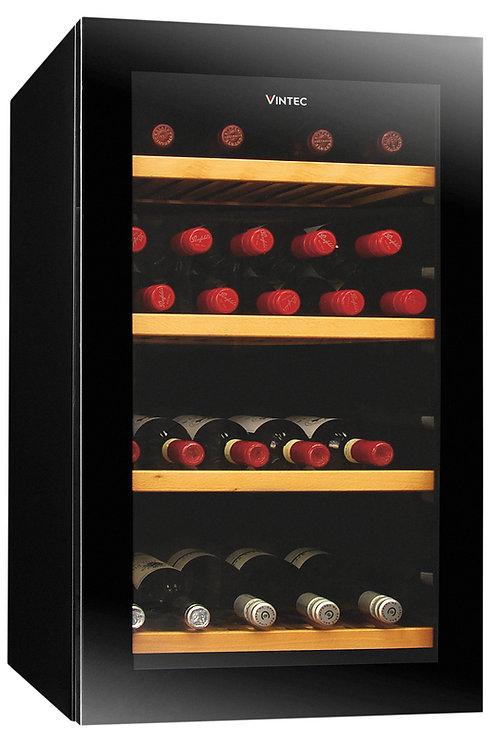 Vintec Noir Wine Cellar - VWS035SBA-X