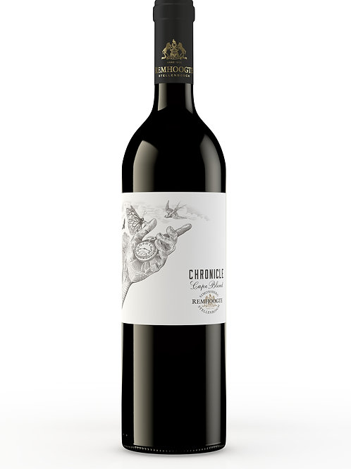 Remhoogte Chronicle Cape Blend 2016