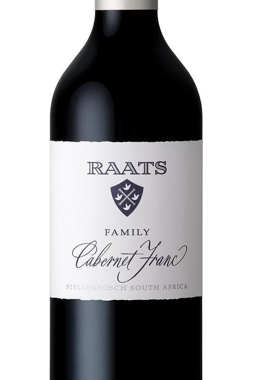 Raats Family Cabernet Franc 2016
