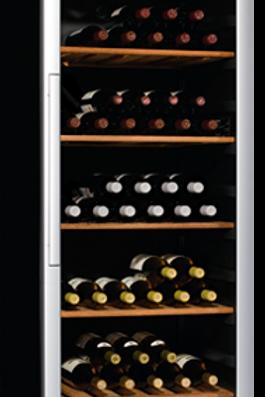 Vintec Allure Wine Cellar - Glass Door - ALV190SG2E