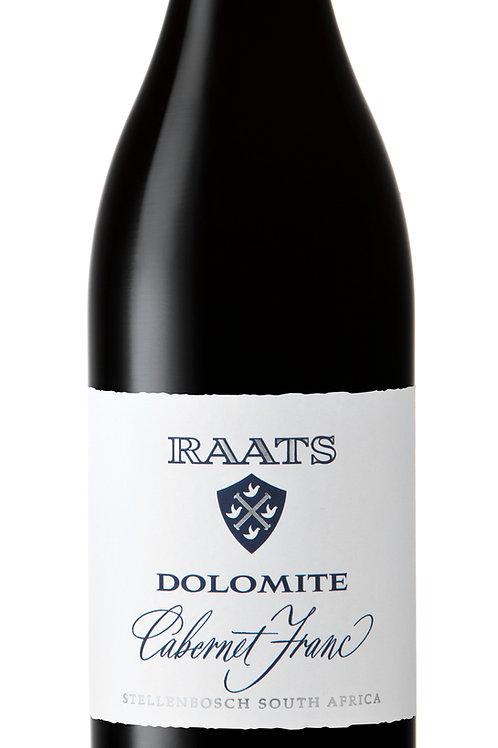 Raats Dolomite Cabernet Franc 2016
