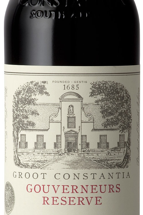 Groot Constantia - Gouverneurs Reserve Red 2013