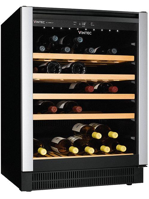 Vintec Allure Wine Cellar - Glass Door - VWS050SAA-X
