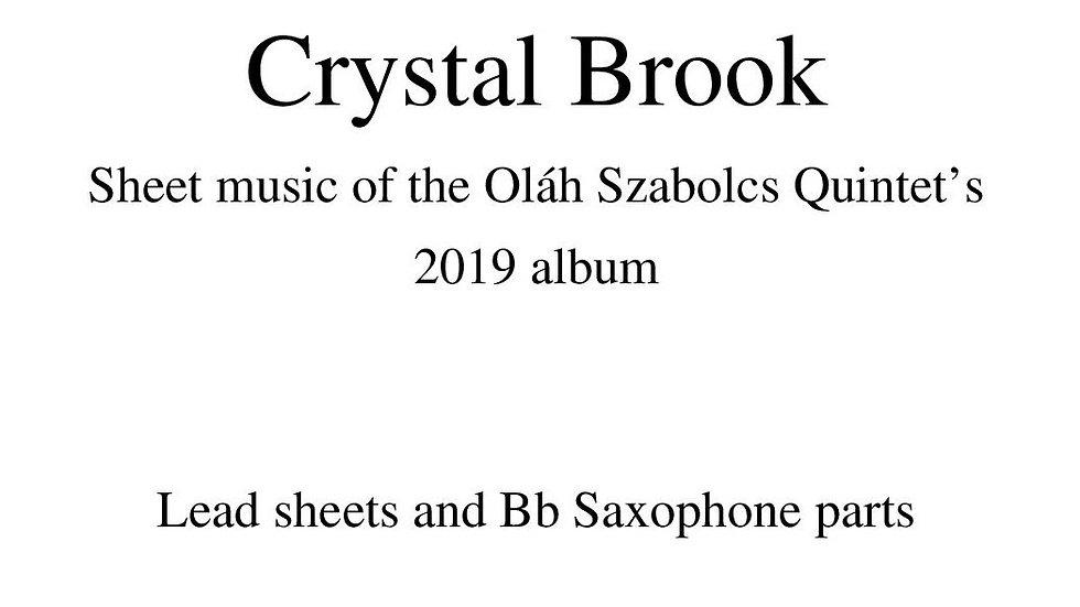 Crystal Brook Album - Sheet Music