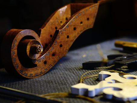 Baroque Violin Making workshop
