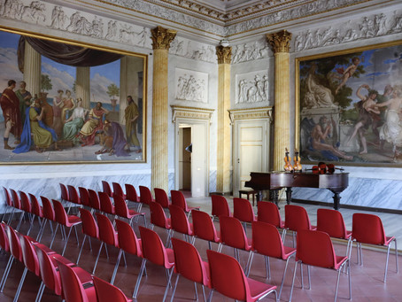 Academia Cremonensis shows the Auditorium