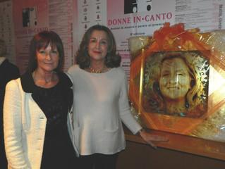 Paola Gassman apre il festival di Donne in-Canto!