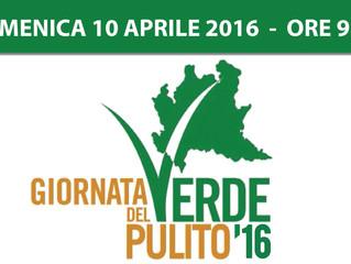 10 aprile - 'Giornata del Verde Pulito': iniziativa per la salvaguardia dell'ambiente rivolta a