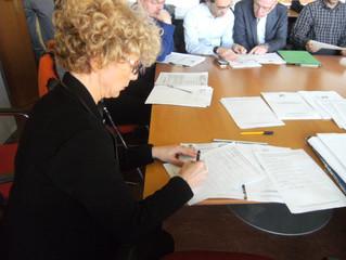 Firmato il patto di collaborazione per la cura e la valorizzazione degli agro-ecosistemi lungo il fi