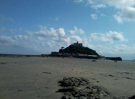 A book, a film, a Cornish beach