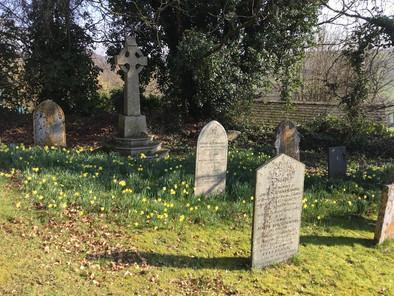 Churchyard mysteries