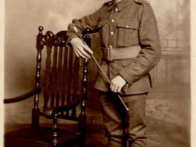 Remembering - two of my WW1 ancestors