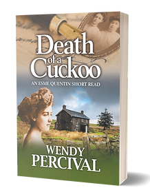 Death of a Cuckoo (pbk cover) 3D (croppe