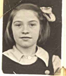 Diary of a 1940s teenager