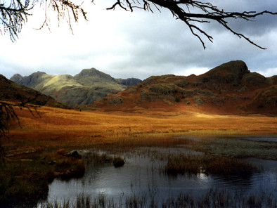 Murder in the Lake District