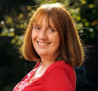 Meeting author Kate Ellis