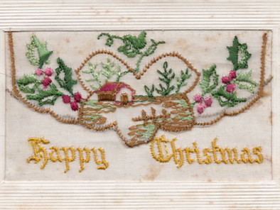 #WWI Christmas