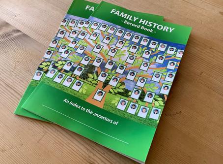 My #familyhistory autumn pledge!