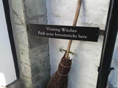 A witchery post for Halloween