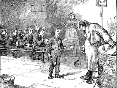 Escape from the workhouse