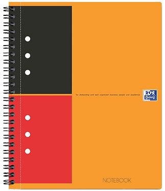 """záznamní kniha """"Notebook"""" A5+ linkovaná 80 listů"""