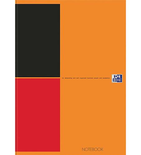 "Oxford záznamní kniha ""Notebook"", A4, linkovaná, 80 listů"