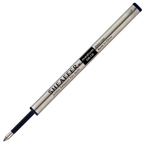"""Sheaffer náplň do kuličkového pera, typ """"C-Jumbo"""", černá, hrot M"""