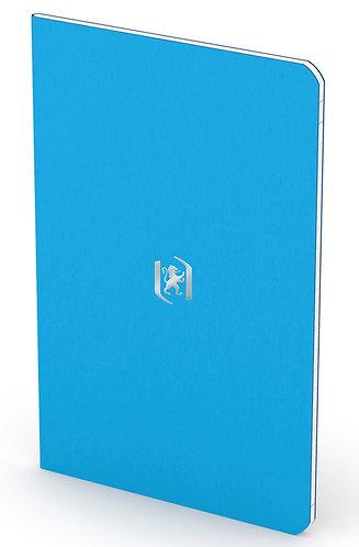 "Oxford zápisník ""Pocket Notes"", 9x14cm, linkovaný, 24 listů, tyrkysový"