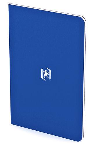 """Oxford zápisník """"Pocket Notes"""", 9x14cm, linkovaný, 24 listů, modrý"""