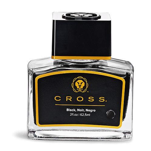 Cross atrament vo fľaštičke, 62.5ml, čierny