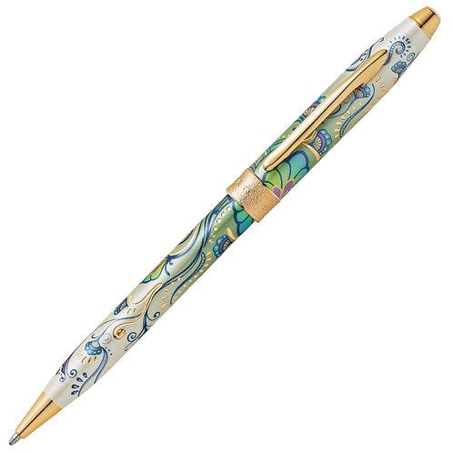 """Cross guľôčkové pero """"Botanica"""", zelená ľaliovka"""