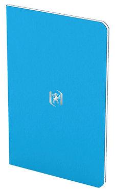 zápisník 9x14cm linkovaný 24 listů tyrkysový