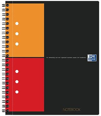"""záznamní kniha """"Notebook"""" A5+ čtverečkovaná 80 listů"""