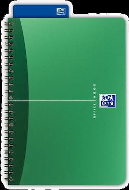 zápisník A5 čtverečkovaný 50 listů