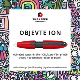 Novinka Sheaffer ION