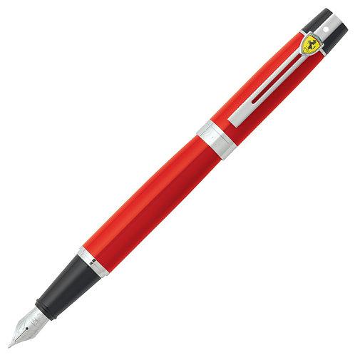 """Sheaffer plniace pero """"Ferrari 300"""", červené, hrot M"""