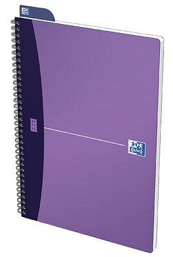 zápisník A4 čtverečkovaný 90 listů