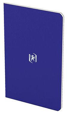 zápisník 9x14cm linkovaný 24 listů modrý