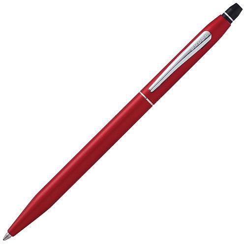 """Cross kuličkové pero """"Click"""", červené"""