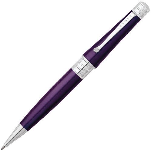 """Cross kuličkové pero """"Beverly"""", tmavě fialové"""