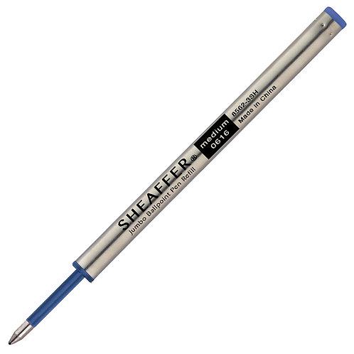 """Sheaffer náplň do kuličkového pera, typ """"C-Jumbo"""", modrá, hrot M"""