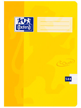 Oxford Soft touch 544 žlutý