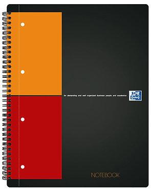 """záznamní kniha """"Notebook"""" A4+ čtverečkovaná 80 listů"""