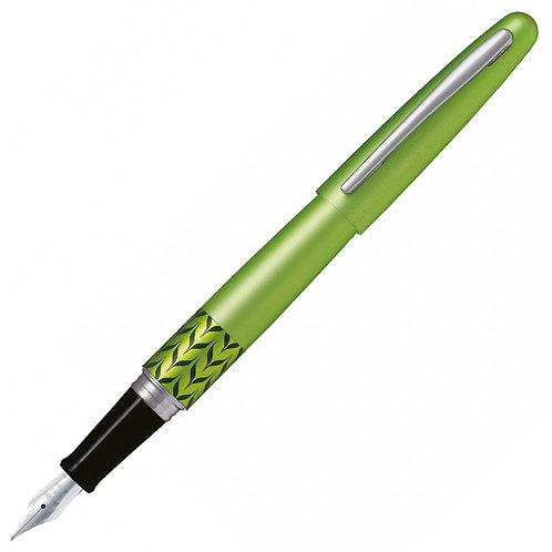"Pilot plniace pero ""MR Retro Pop Collection"", zelené, hrot M"