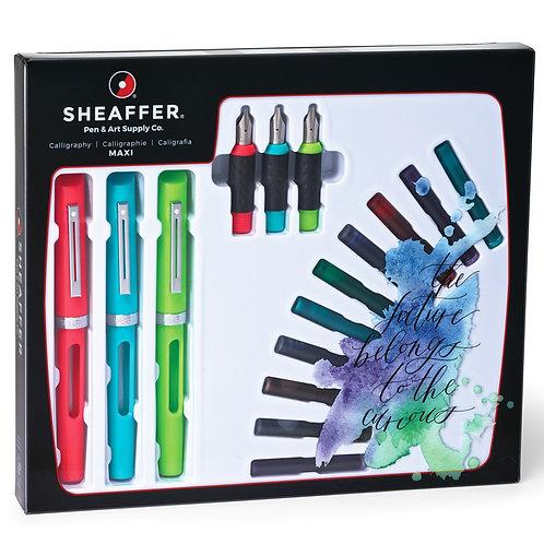 Sheaffer kaligrafické pero, sada Maxi Kit